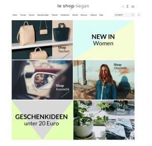 Le Shop Vegan Online Shop Faire Mode Vegan Nachhaltigkeit