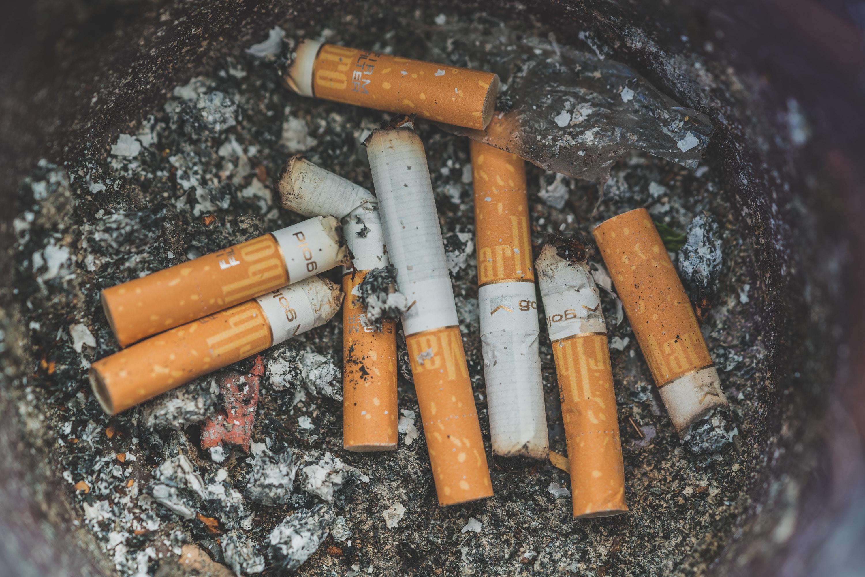 zigarettenstummel kippen umwelt klimawandel
